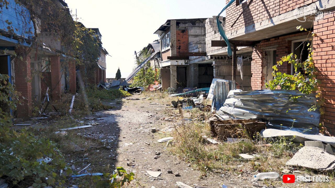 """Рис Линч: """"Мариуполь был одним из первых мест, где я перестал чувствовать себя неуязвимым"""",- ФОТО, ВИДЕО, фото-2"""