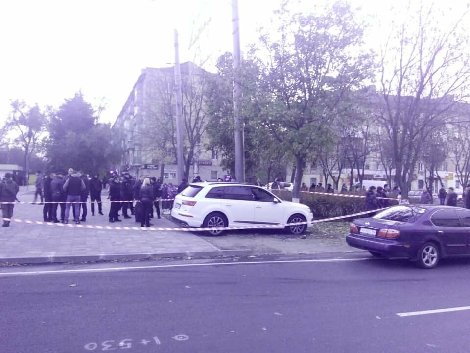 В Мариуполе убит владелец кафе, - ФОТО+ВИДЕО, фото-1