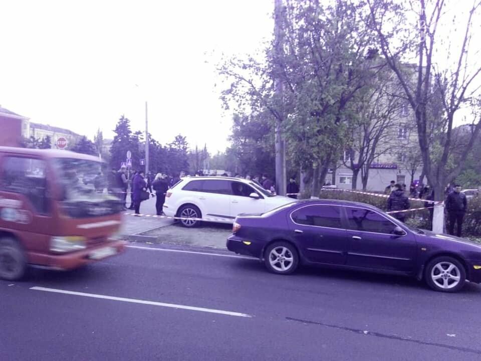 В Мариуполе убит владелец кафе, - ФОТО+ВИДЕО, фото-2
