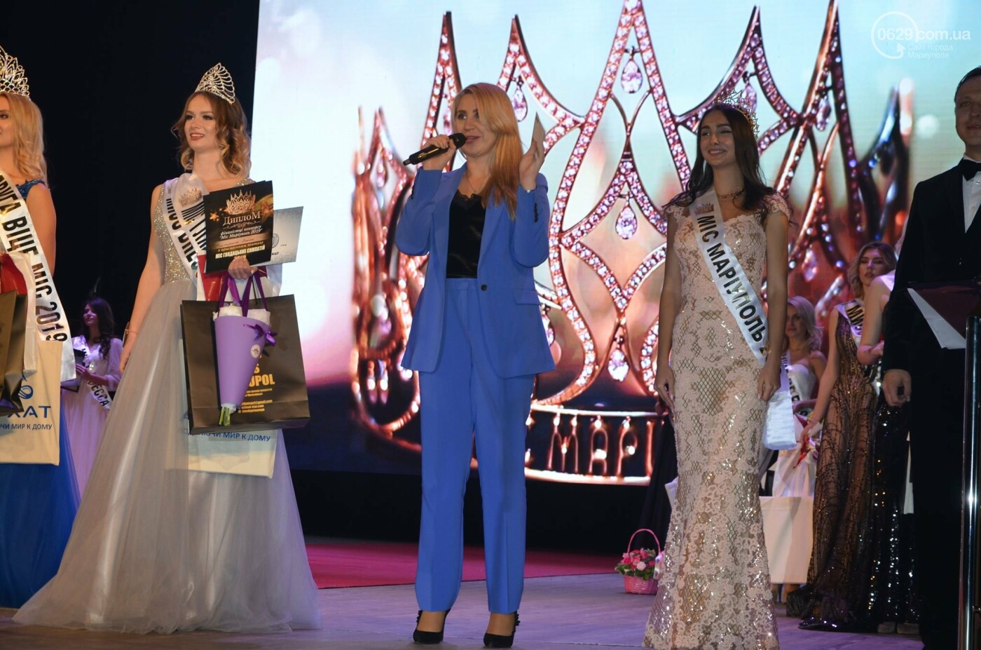 """Мисс-Мариуполь в этом году стала """"воздушная"""" Валерия  Золотаренко, - ФОТО, ВИДЕО, фото-12"""
