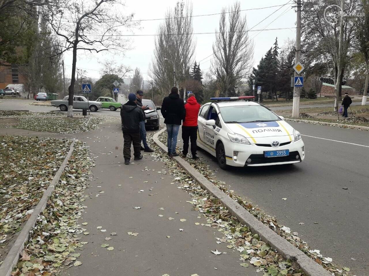 В Мариуполе сбили пешехода, - ФОТО, фото-2