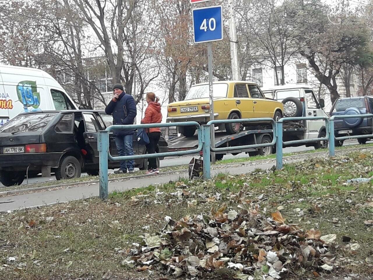 В Мариуполе сбили пешехода, - ФОТО, фото-1