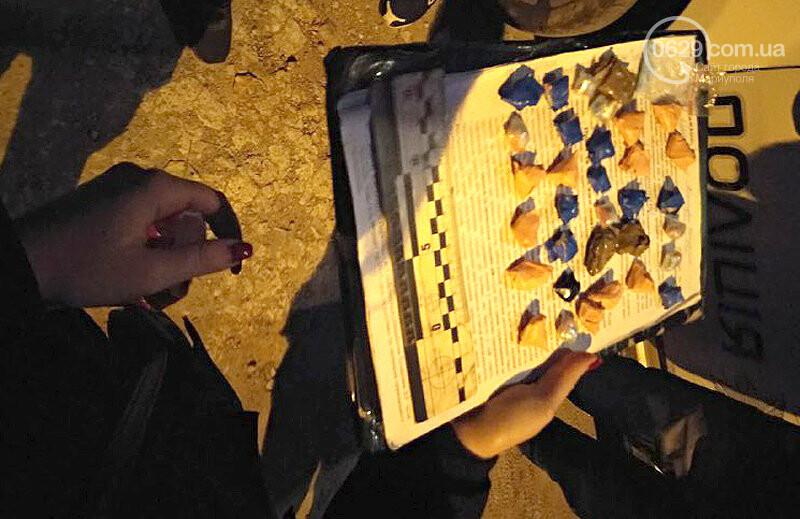Полиция Мариуполя нашла у девятнадцатилетнего парня 34 свертка  наркотиками, фото-3