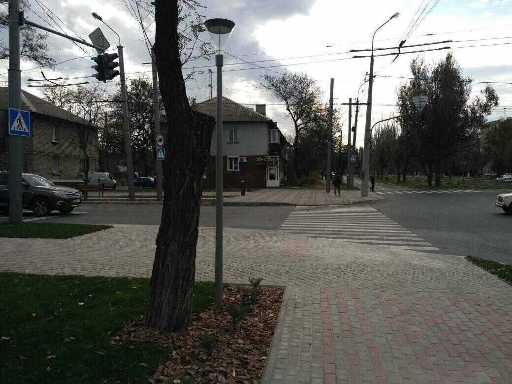 """В Мариуполе на """"скандальном"""" перекрестке  до сих пор нет светофоров для пешеходов, - ФОТО, ВИДЕО, фото-2"""