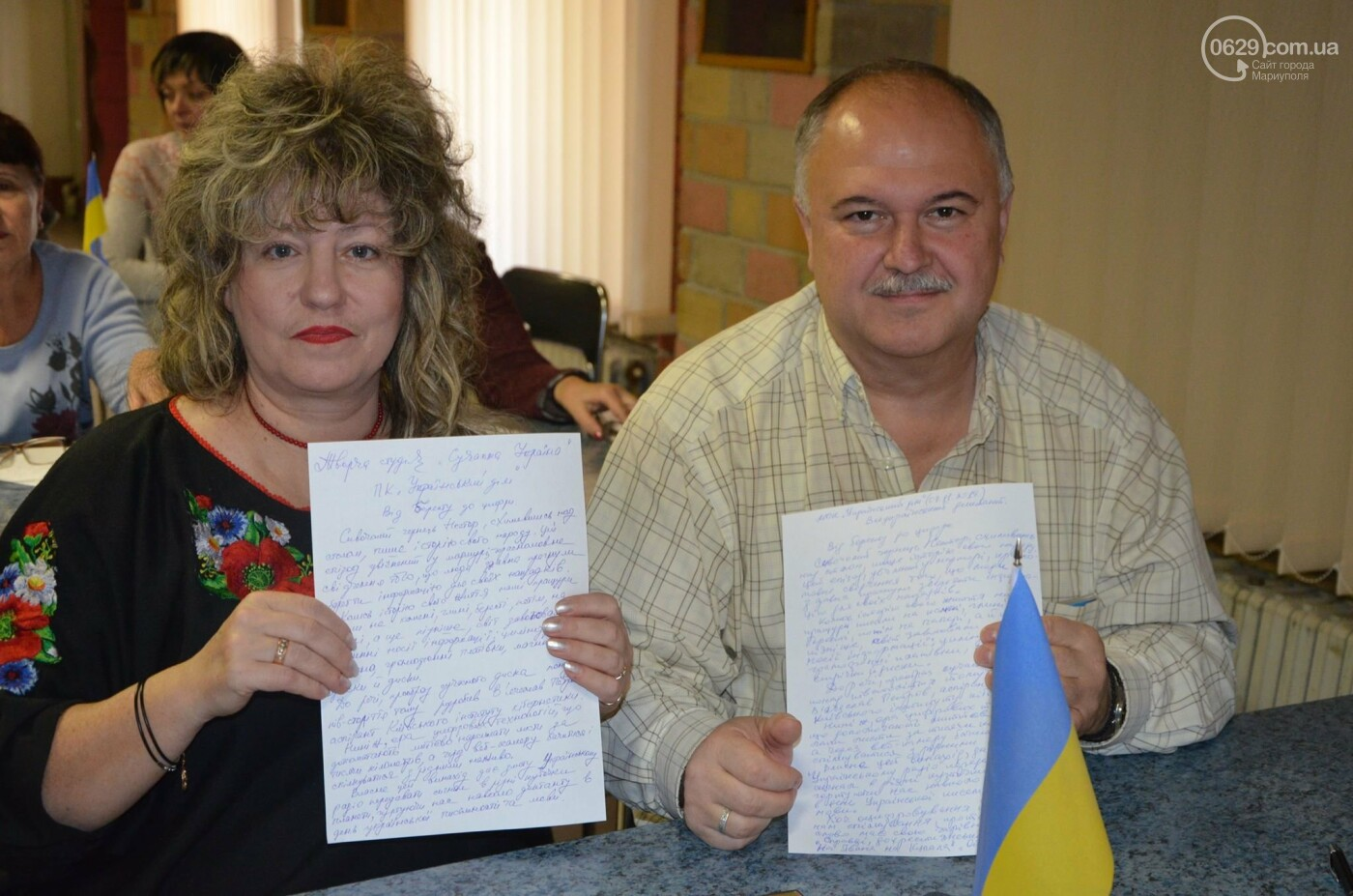 Мариупольцы проверили знание украинского языка, - ФОТО, ВИДЕО, фото-1