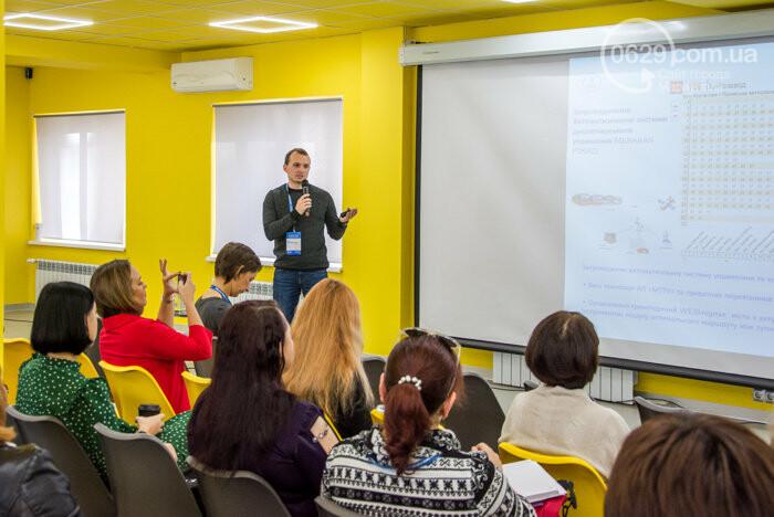 В Мариуполе  в IT-хабе «1991» презентовали проекты, направленные на трансформацию региона, фото-1