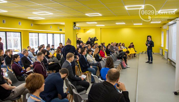 В Мариуполе  в IT-хабе «1991» презентовали проекты, направленные на трансформацию региона, фото-6