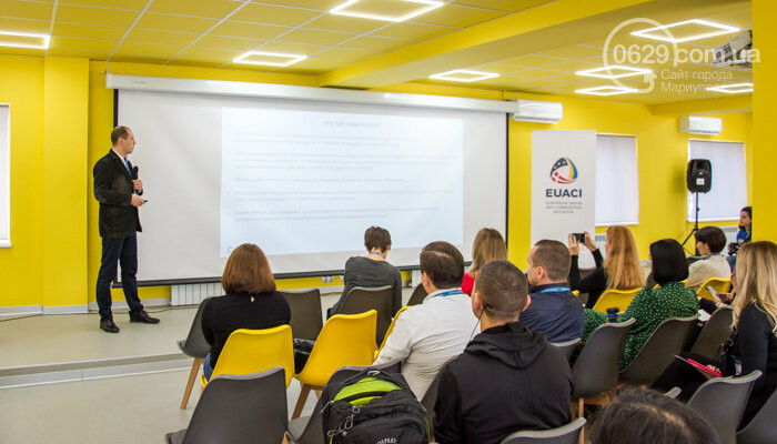 В Мариуполе  в IT-хабе «1991» презентовали проекты, направленные на трансформацию региона, фото-3