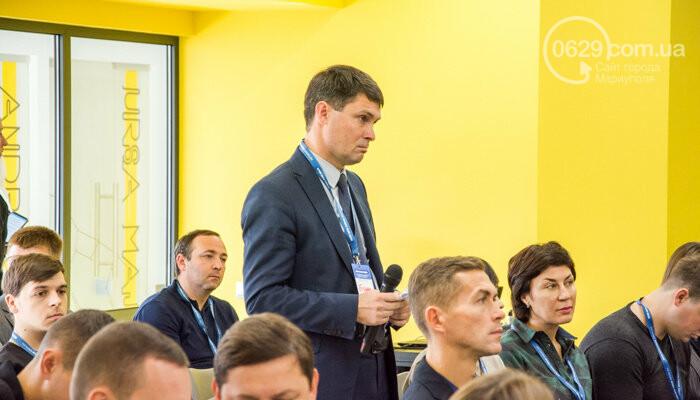 В Мариуполе  в IT-хабе «1991» презентовали проекты, направленные на трансформацию региона, фото-2