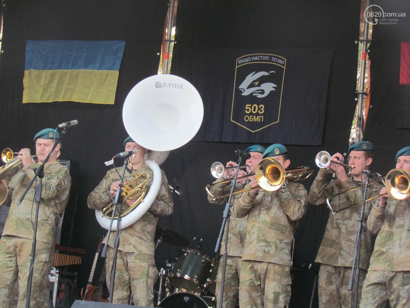 """""""Барсуки"""" в Мариуполе празднуют свой День рождения, - ФОТОРЕПОРТАЖ, фото-7"""