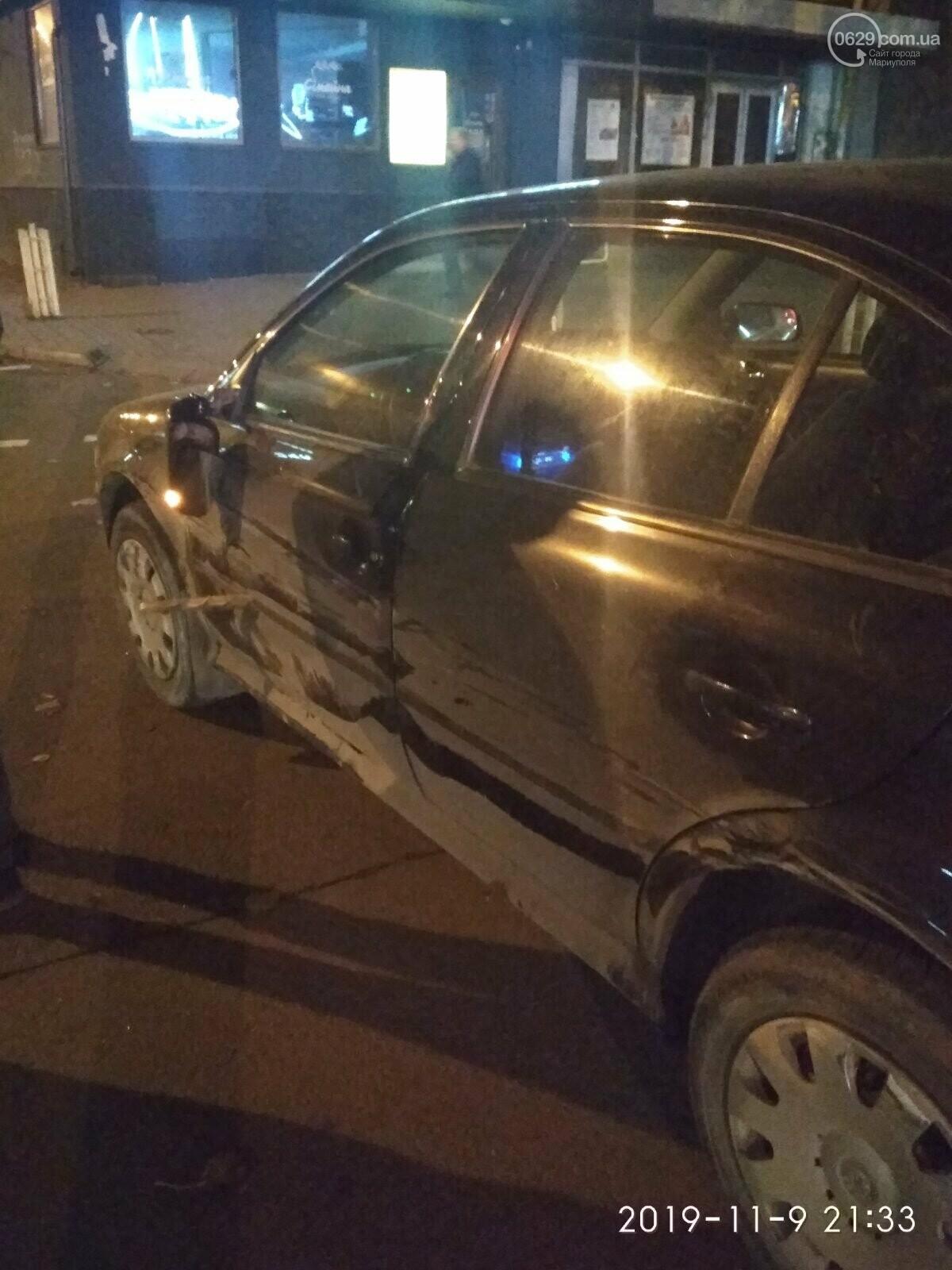 В Мариуполе вблизи Центрального рынка столкнулись два автомобиля, - ФОТО, фото-2