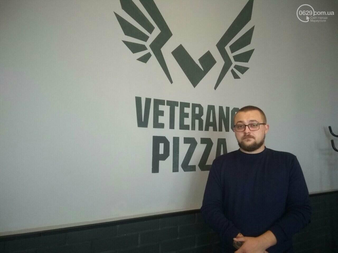 Журналист меняет профессию. Один день в роли пиццайоло, - ФОТОРЕПОРТАЖ, фото-2