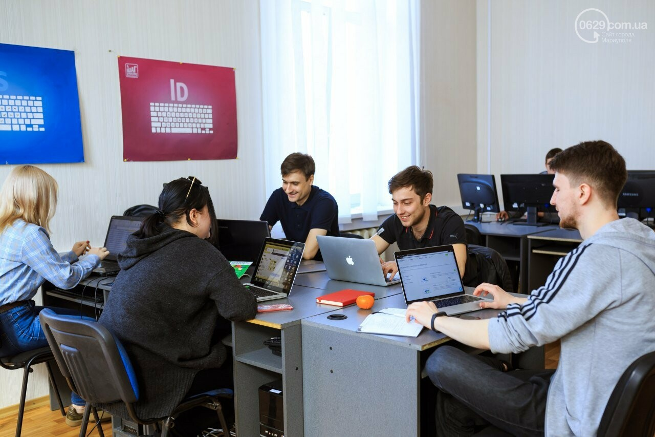 Как команда IT-cпециалистов из Мариуполя разработала фирменный стиль металлургическому гиганту ДМК, фото-6