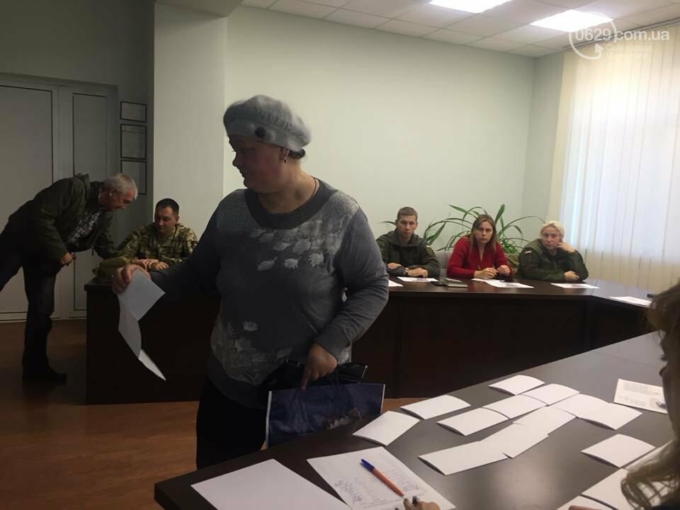 В Мариуполе раздали земельные участки участникам АТО, фото-3