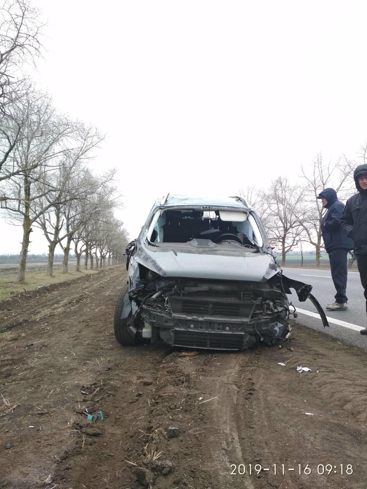 Под Мариуполем трижды перевернулся «Форд», - ФОТО, фото-6