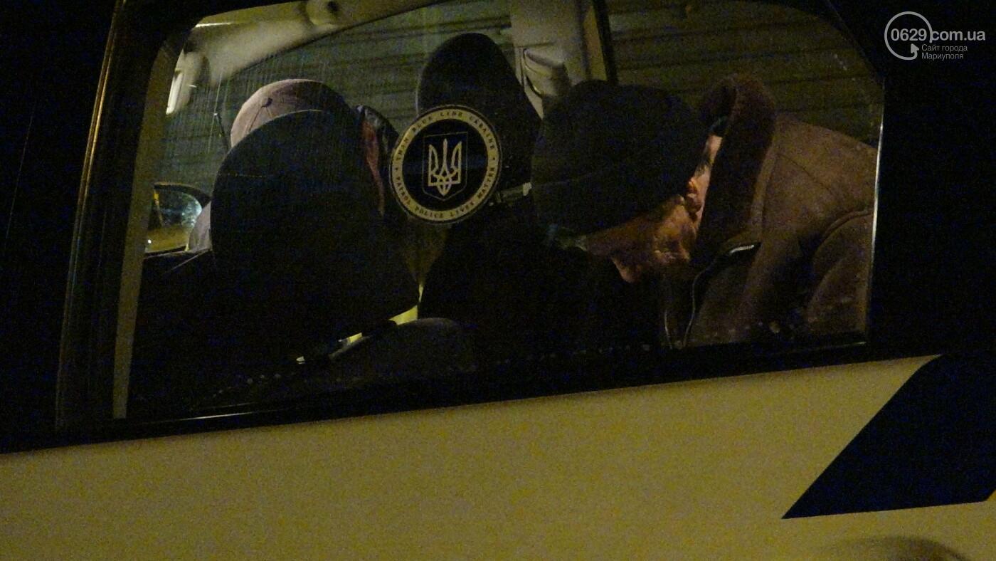 В Мариуполе на перекрестке «Мерседес» зацепил маршрутку, - ФОТО, фото-8
