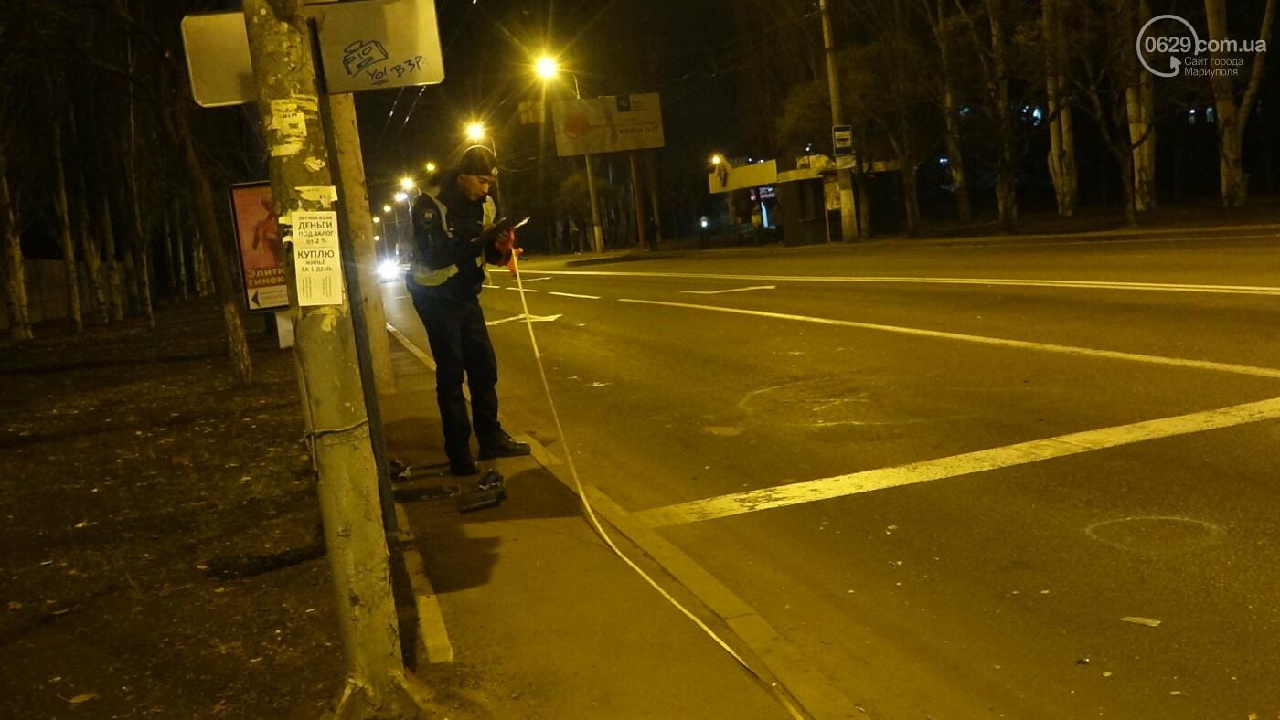 В Мариуполе на перекрестке «Мерседес» зацепил маршрутку, - ФОТО, фото-13