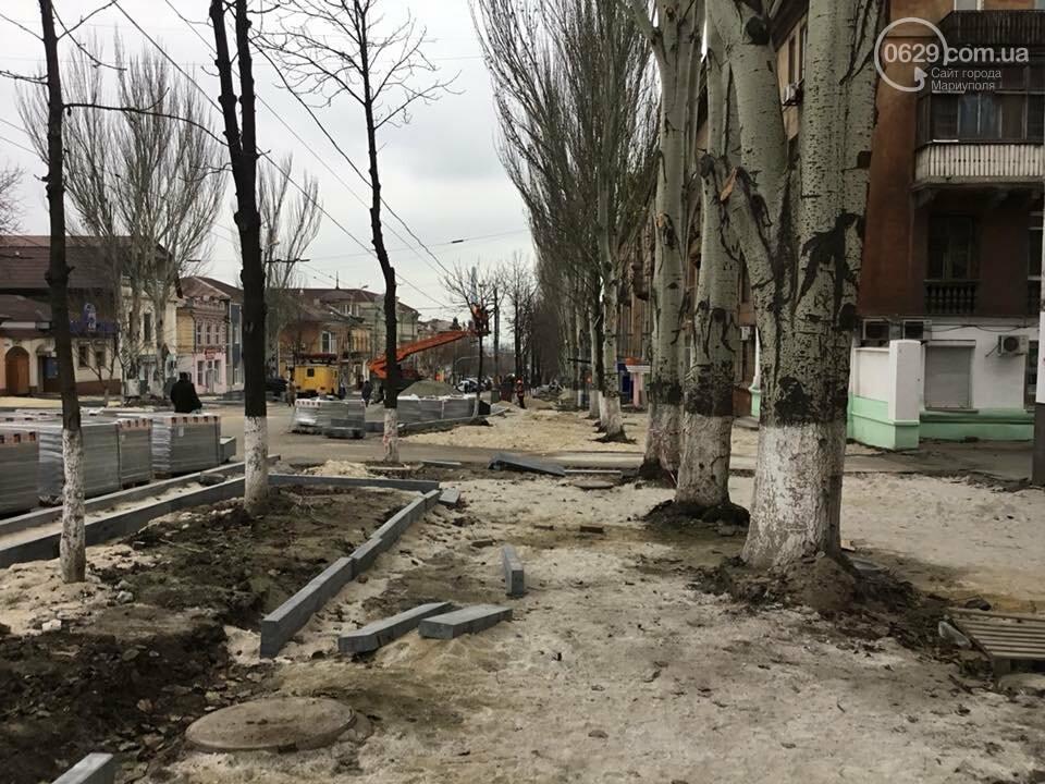 Реконструкцию проспекта Мира обещали завершить до начала декабря, фото-5