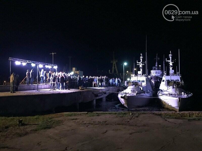 РФ вернула разграбленными военные корабли, которые год назад шли в Мариуполь , фото-3