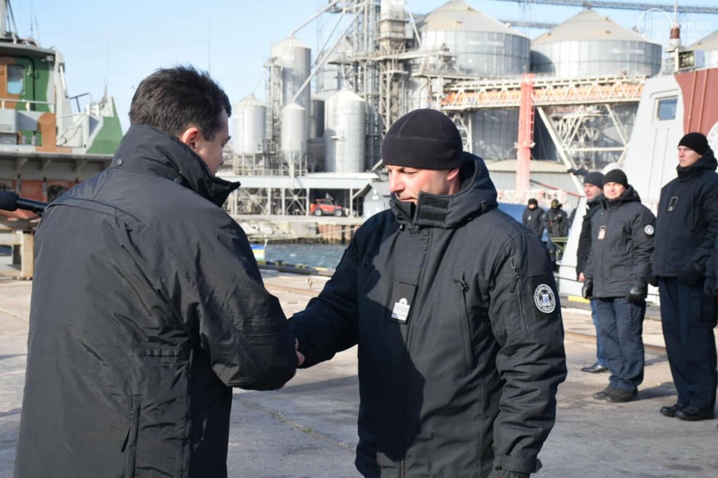 Мариуполь посетил глава Верховной Рады Дмитрий Разумков, - ФОТО, фото-4