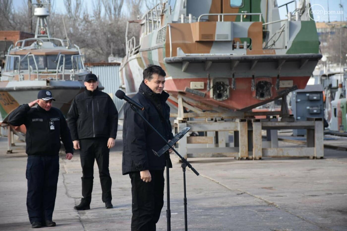 Мариуполь посетил глава Верховной Рады Дмитрий Разумков, - ФОТО, фото-3