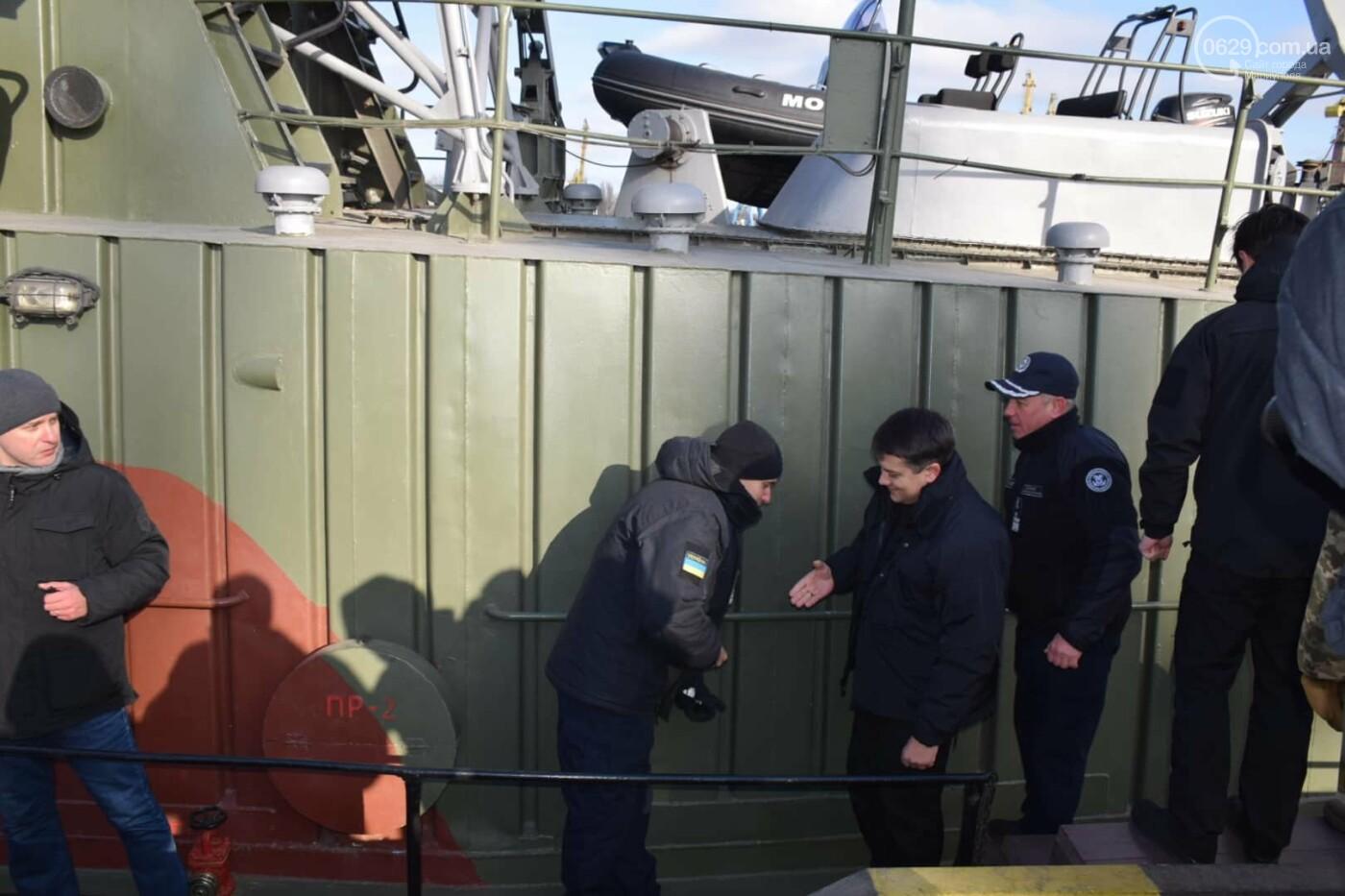 Мариуполь посетил глава Верховной Рады Дмитрий Разумков, - ФОТО, фото-7