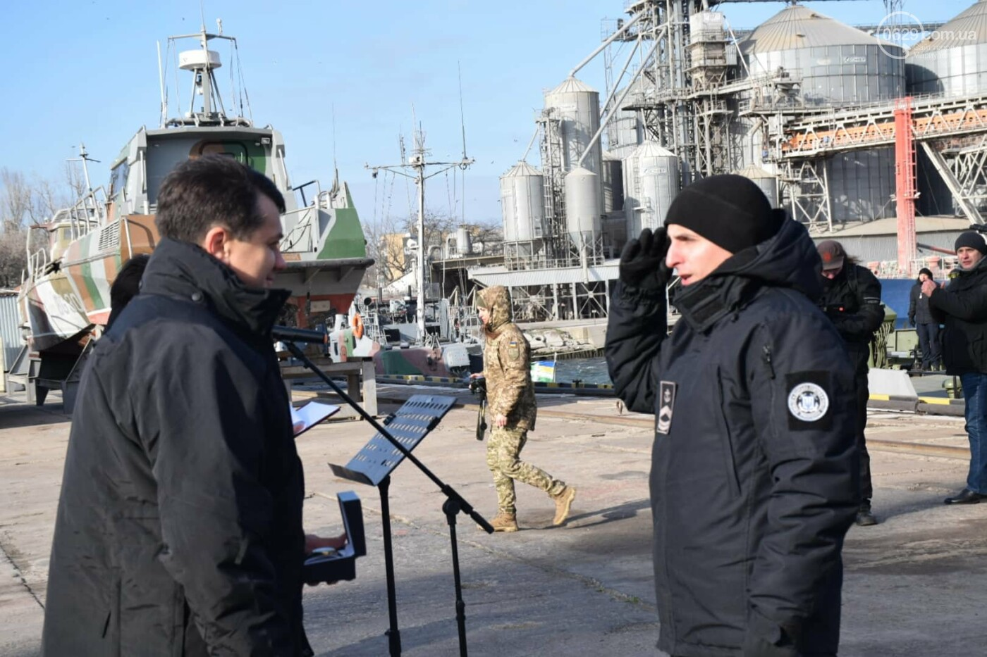 Мариуполь посетил глава Верховной Рады Дмитрий Разумков, - ФОТО, фото-5
