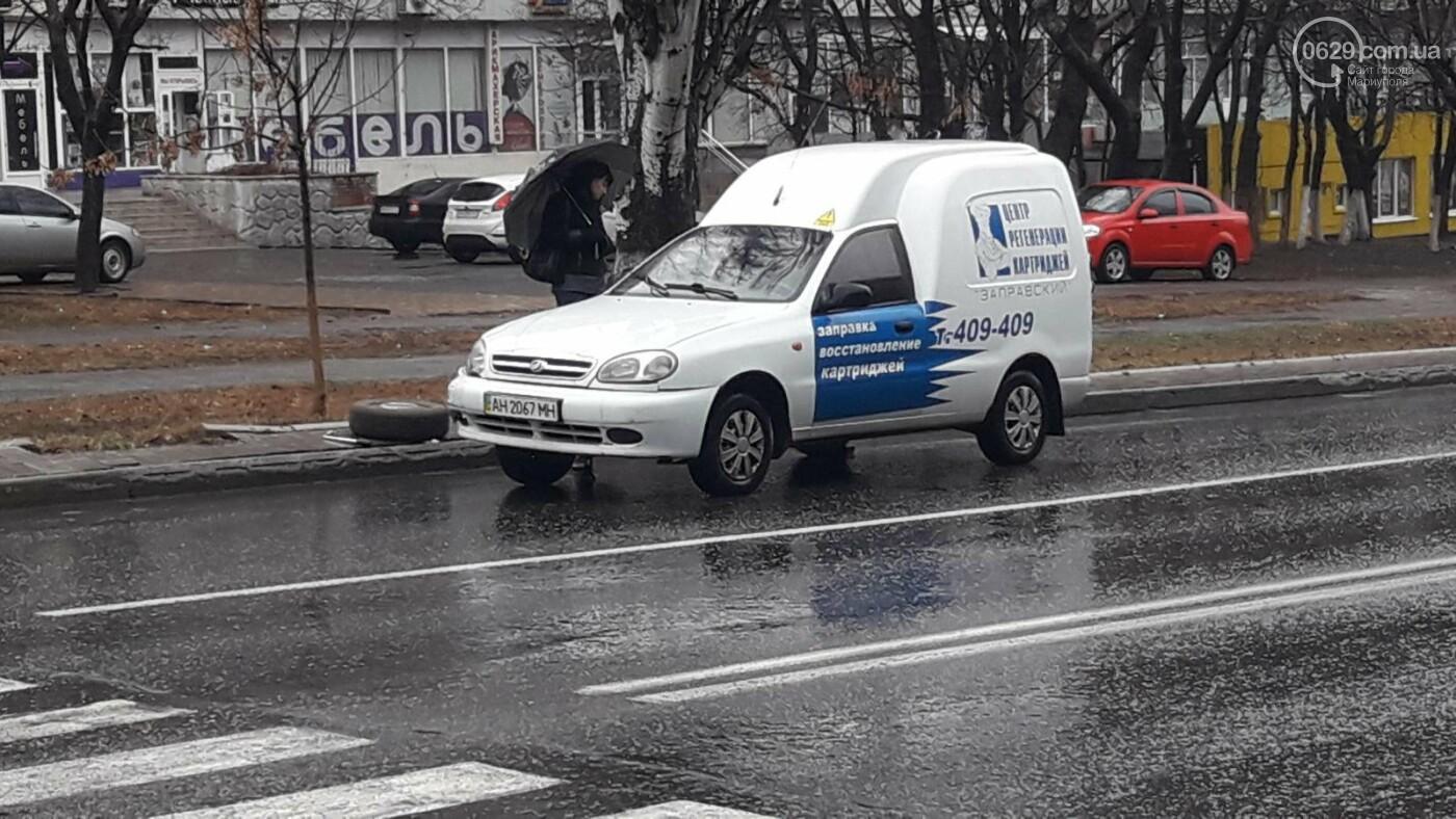 В Мариуполе тройное ДТП спровоцировало затор, - ФОТО, фото-9