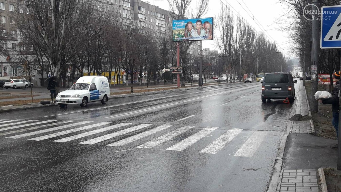 В Мариуполе тройное ДТП спровоцировало затор, - ФОТО, фото-10