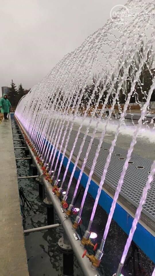 В Мариуполе испытали новый фонтан на площади Свободы,- ФОТОФАКТ, фото-2