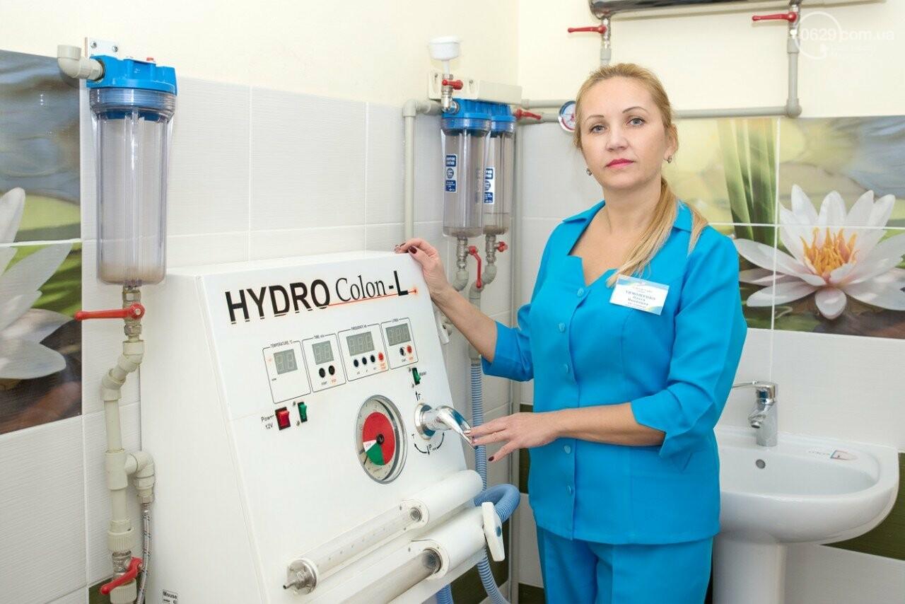 В Мариуполе открыт кабинет гидроколонотерапии - аппаратный метод чистки кишечника., фото-1