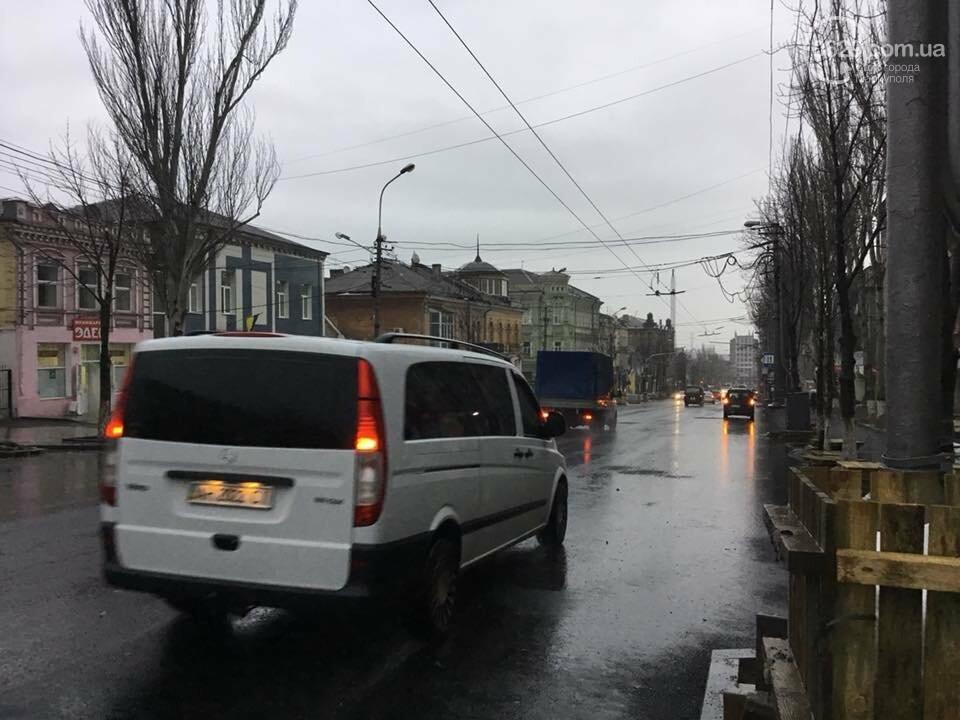 В Мариуполе открыли дорогу по пр. Мира,- ФОТО, фото-1