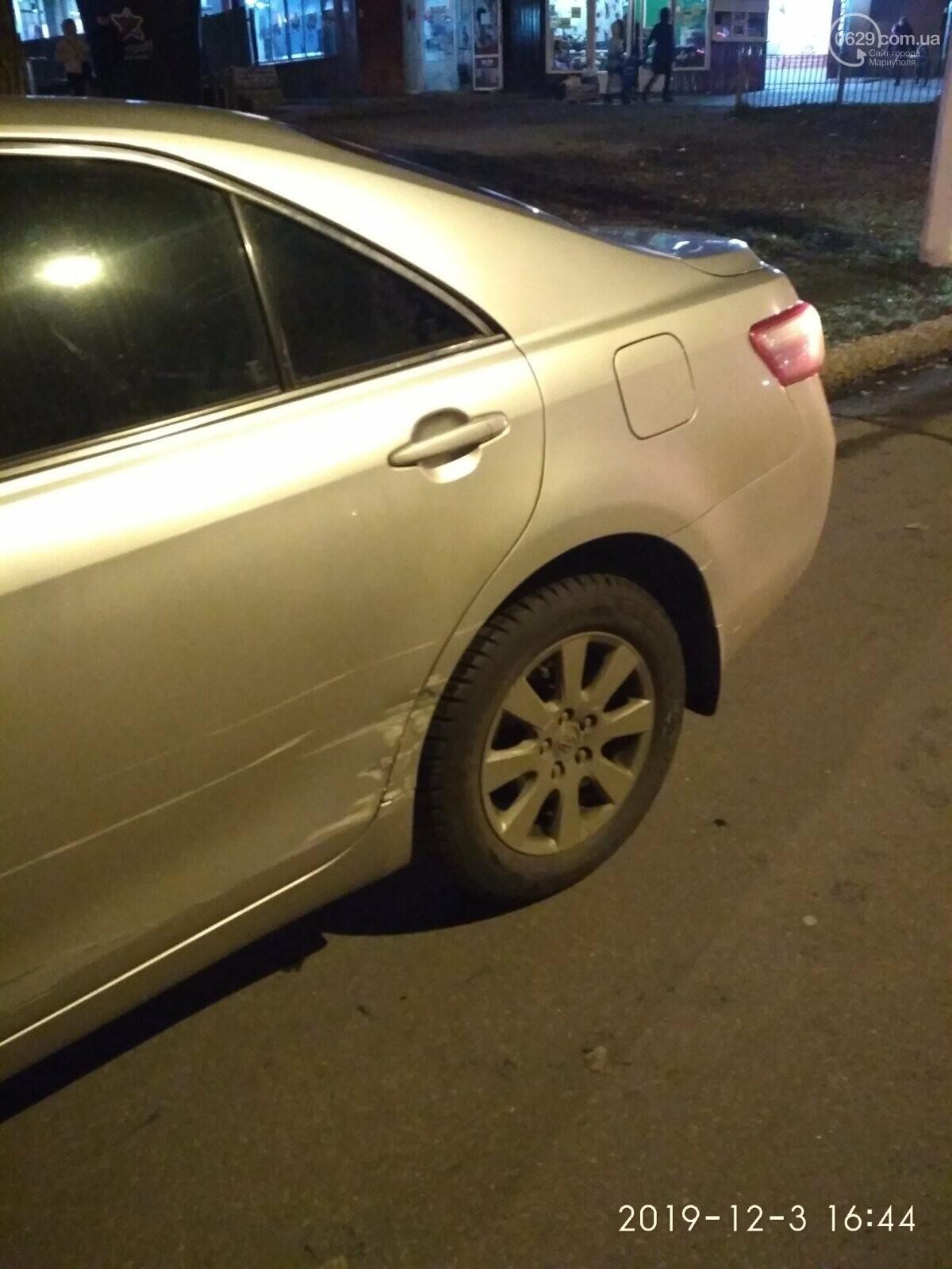 Водители, будьте внимательнее! В Мариуполе произошло два ДТП, - ФОТО, фото-3
