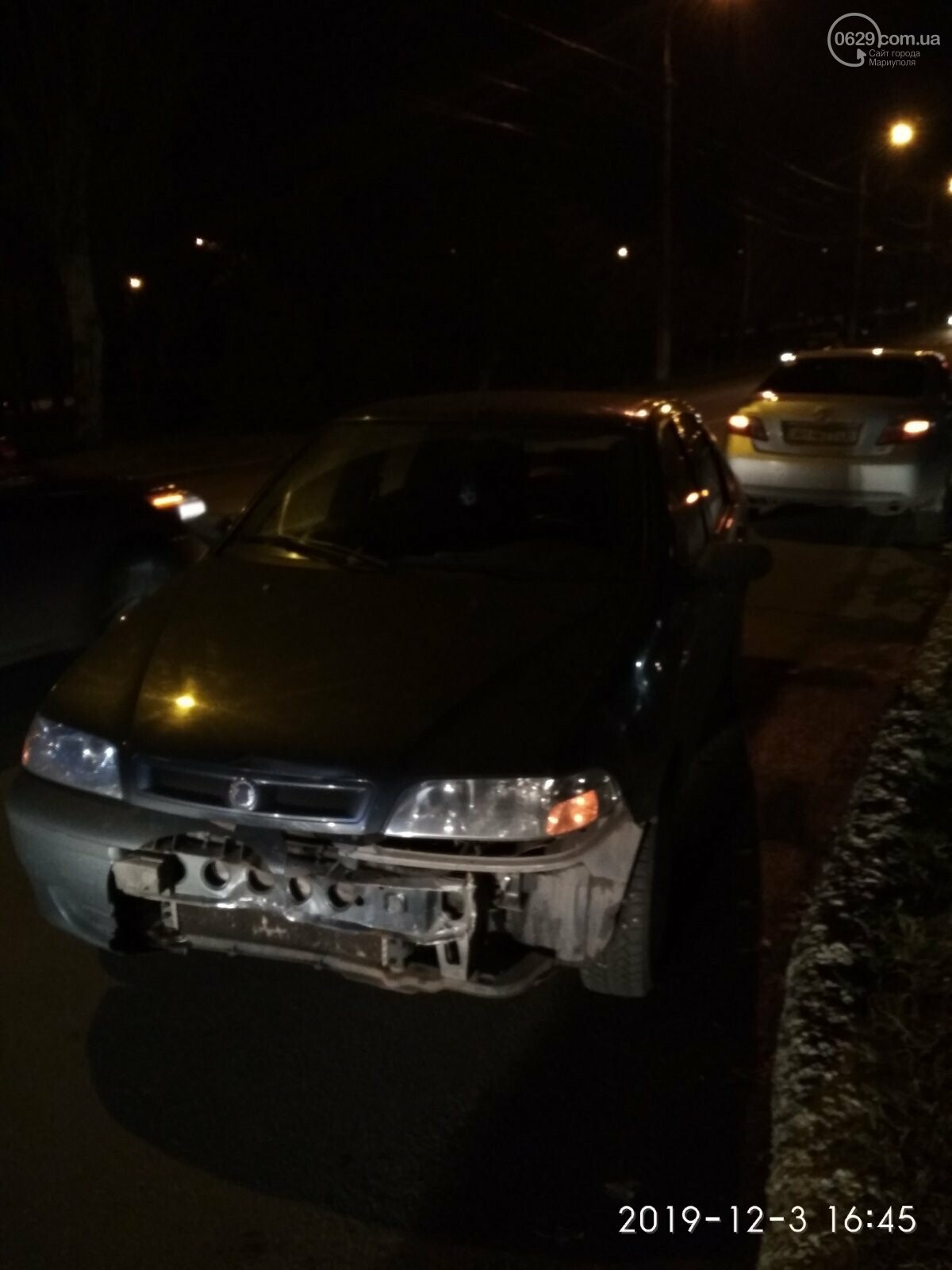 Водители, будьте внимательнее! В Мариуполе произошло два ДТП, - ФОТО, фото-5