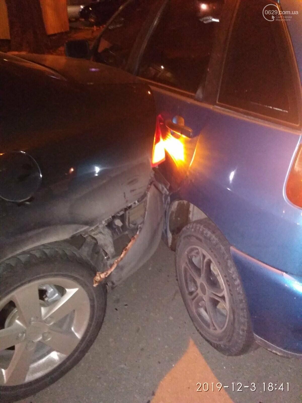 Водители, будьте внимательнее! В Мариуполе произошло два ДТП, - ФОТО, фото-6