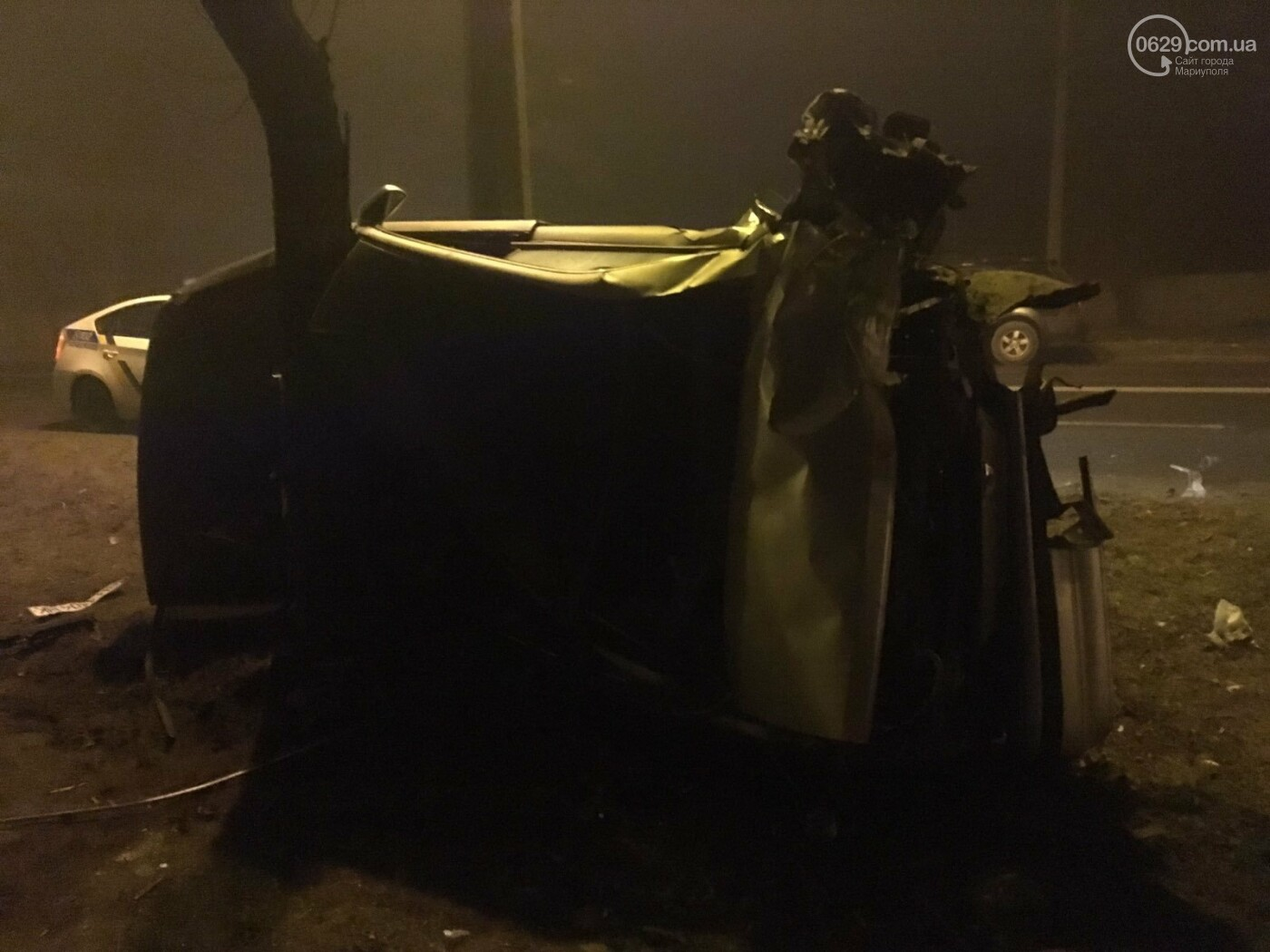 Жуткая авария на Левобережье Мариуполя. Пострадали четверо человек, - ФОТО, фото-2