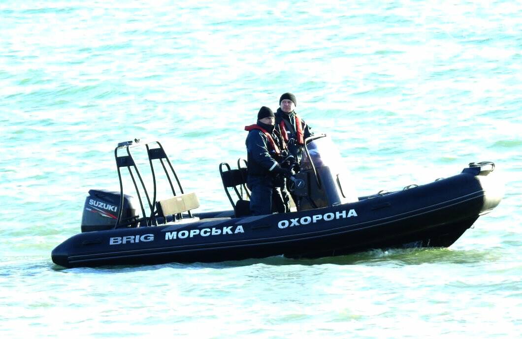 Под Мариуполем обнаружили лодку браконьеров, - ВИДЕО+ФОТО, фото-1
