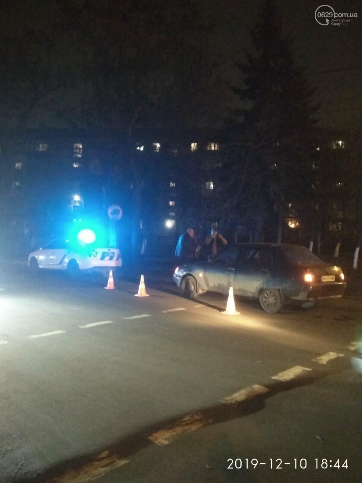 """В Мариуполе водитель сбил двоих пешеходов на """"зебре"""", - ФОТО, фото-2"""
