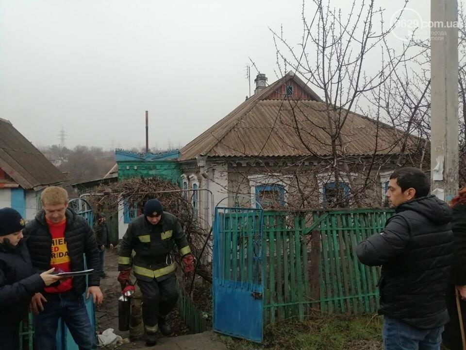 Мариуполец умер во время пожара, - ФОТО, фото-1
