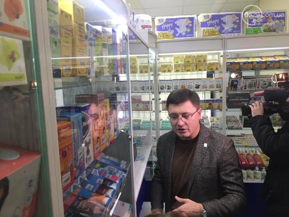 Мэр Мариуполярешил захватить аптечный рынок,- ФОТО, ВИДЕО, фото-3
