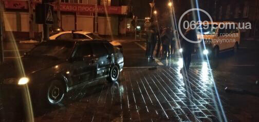 В Мариуполе ухудшилась ситуация на дорогах.  Четвертая авария за вечер, - ФОТО, фото-6
