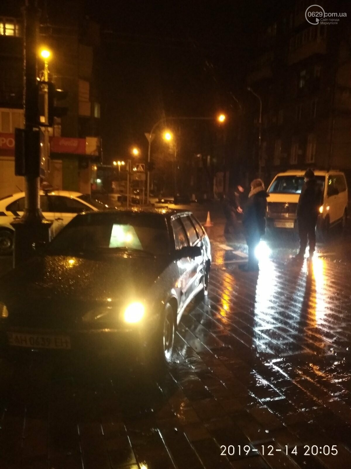 В Мариуполе ухудшилась ситуация на дорогах.  Четвертая авария за вечер, - ФОТО, фото-5