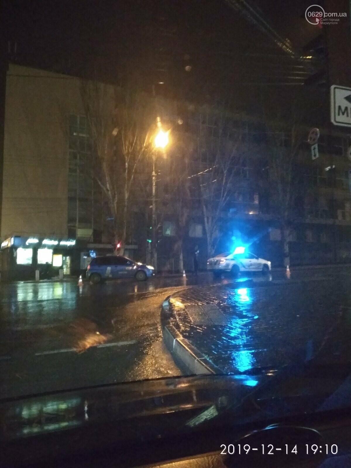 В Мариуполе ухудшилась ситуация на дорогах.  Четвертая авария за вечер, - ФОТО, фото-2