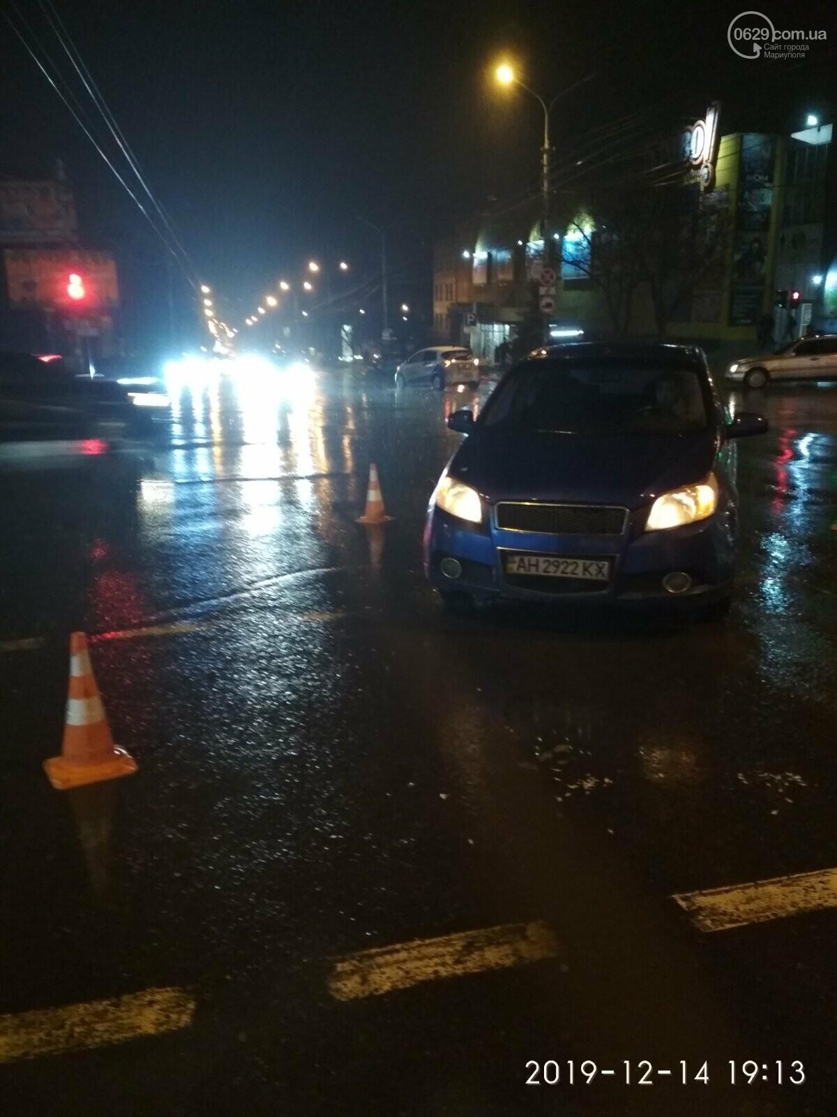 В Мариуполе ухудшилась ситуация на дорогах.  Четвертая авария за вечер, - ФОТО, фото-3