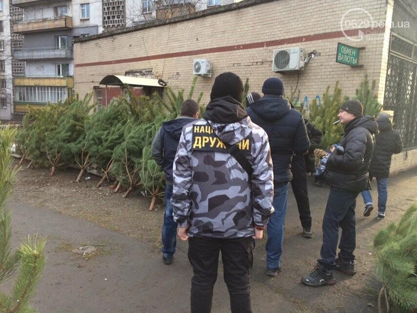 Дружинники Мариуполя провели елочный рейд, - ФОТО, фото-1