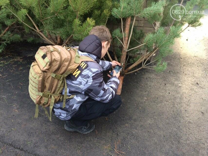 Дружинники Мариуполя провели елочный рейд, - ФОТО, фото-3