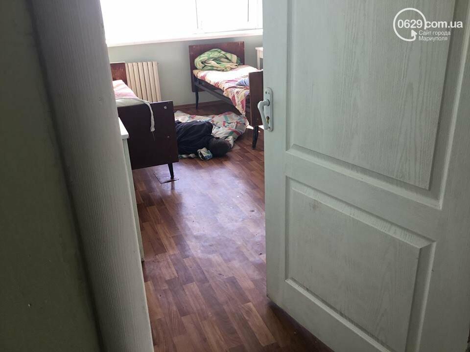 Кто согреет Виктора Мащенко? В Мариуполе есть серьезные проблемы с оказанием медпомощи бездомным, фото-1
