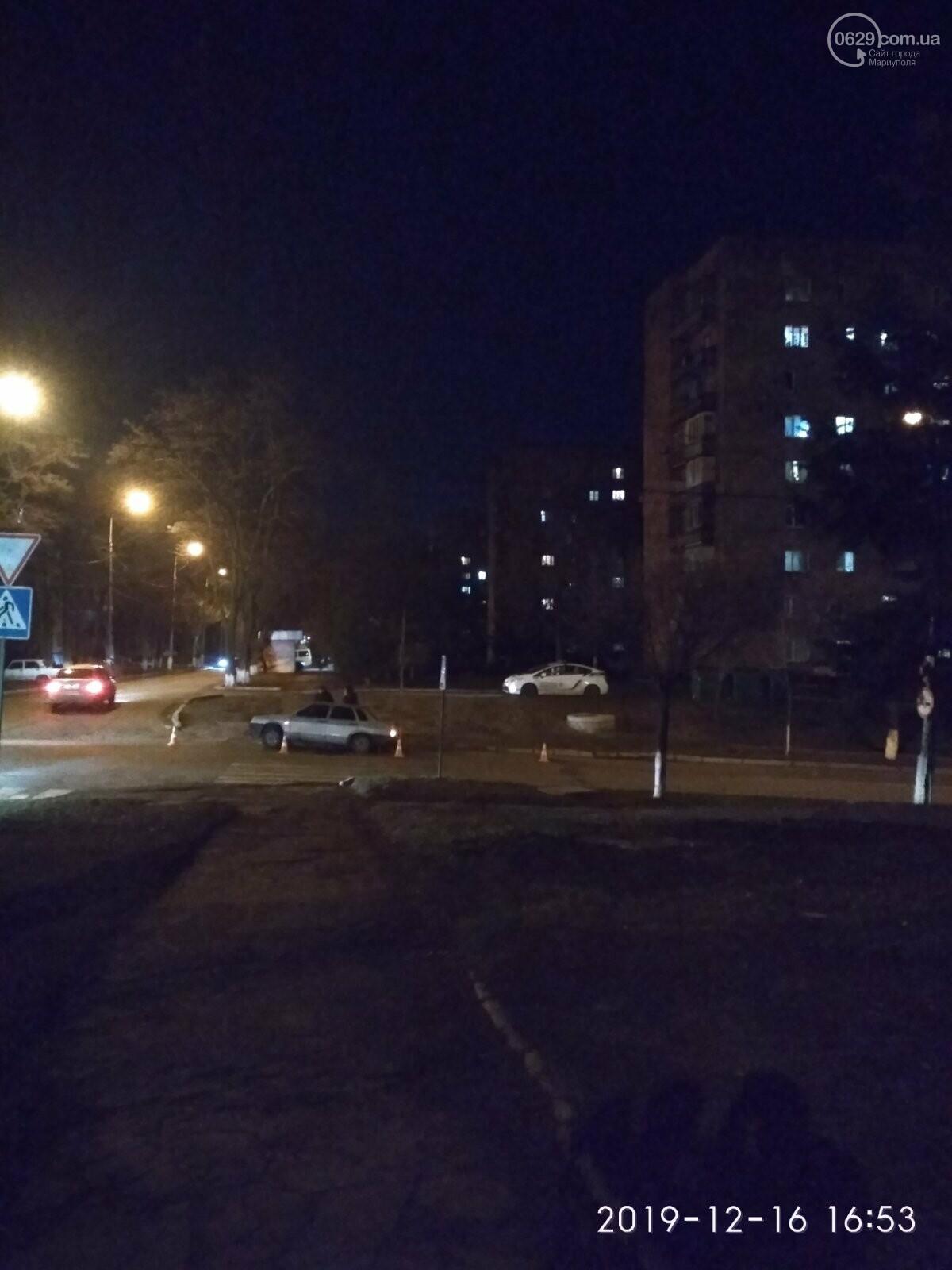 В Мариуполе машина провалилась под асфальт, - ФОТО, фото-4