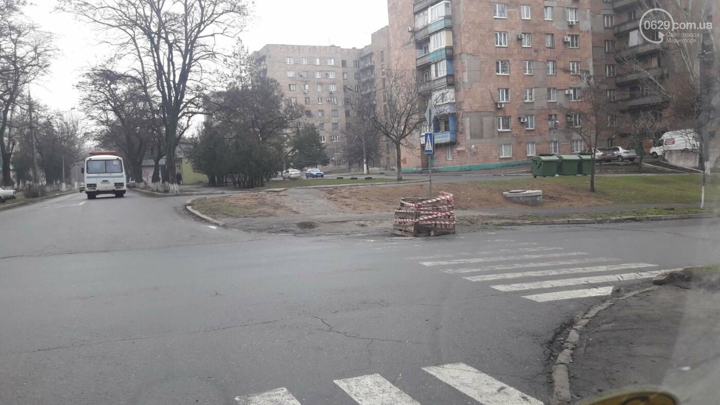 В Мариуполе машина провалилась под асфальт, - ФОТО, фото-6