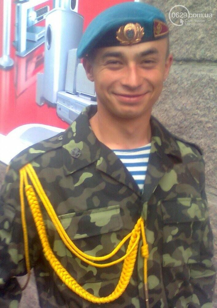 33 круга ада. Украинский спецназовец уже 4 года находится в плену боевиков, - ФОТО, фото-1